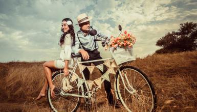Die zeitlose Vintage Hochzeit