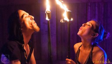 Interview mit Feuerduo Firesail
