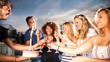 5 Gründe, den 20. Geburtstag groß zu feiern