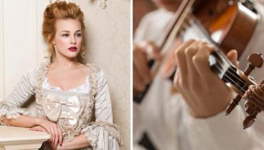 Barocke Hochzeitsmusik: Prachtvoll wie in Versailles