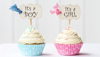 Happy Baby: Süße Ideen für die Babyparty!