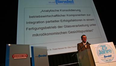 """Interview mit Comedyredner """"Prof. Dr. Franz Hansen"""""""