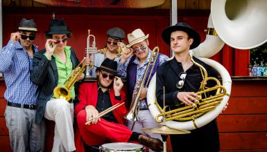 Interview mit Brazzo Brazzone & The World Brass Ensemble