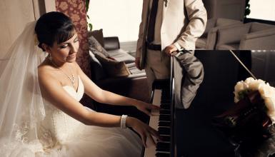 Unsere schönsten Hochzeitslieder 2018