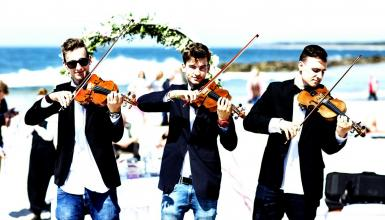 Interview mit Violin Guys