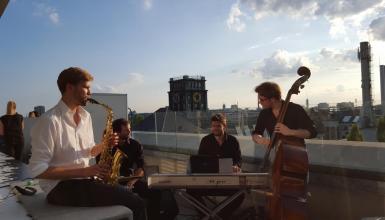Interview mit Goethe Street Quartet