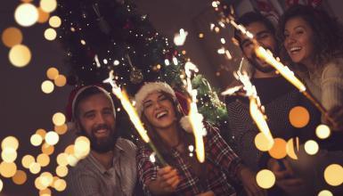 Silvester at home: die besten Tipps für die perfekte Party