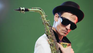 Interview mit Niklas on Sax