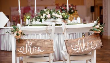 Hochzeit 2021: Trends, Deko & angesagte Locations