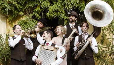 Interview mit dem RUFUS TEMPLE ORCHESTRA