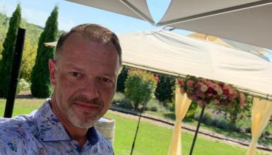 Interview mit DJ Axel Wolfinger
