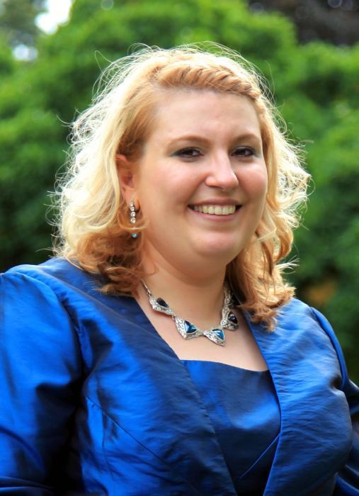 Nicole Rauchmann: Hochzeitssängerin