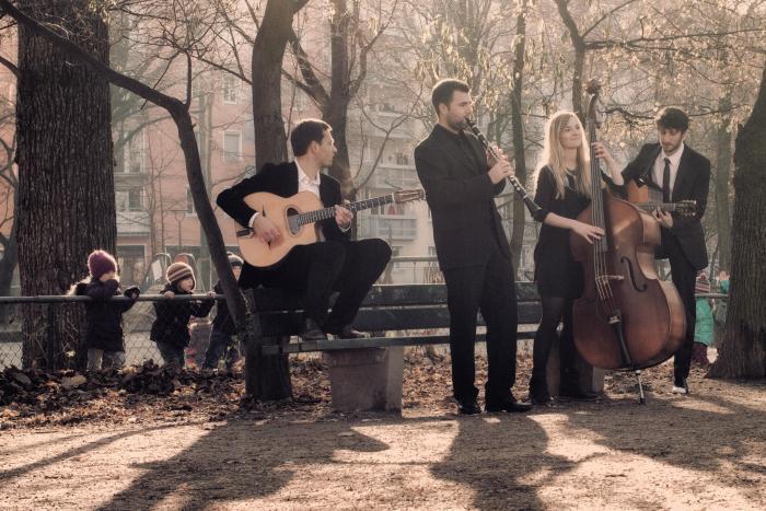 Gypsy Jazz mit Max Meinhardt