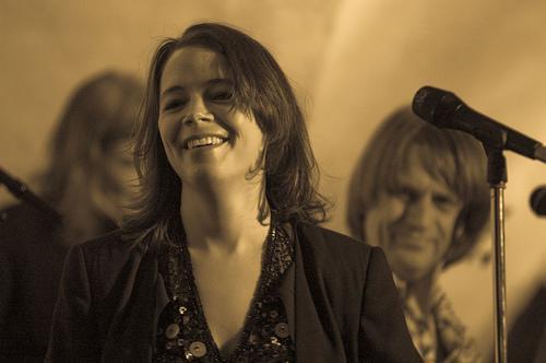 """Jessica Born live mit der """"Manfred Häder Bänd"""""""