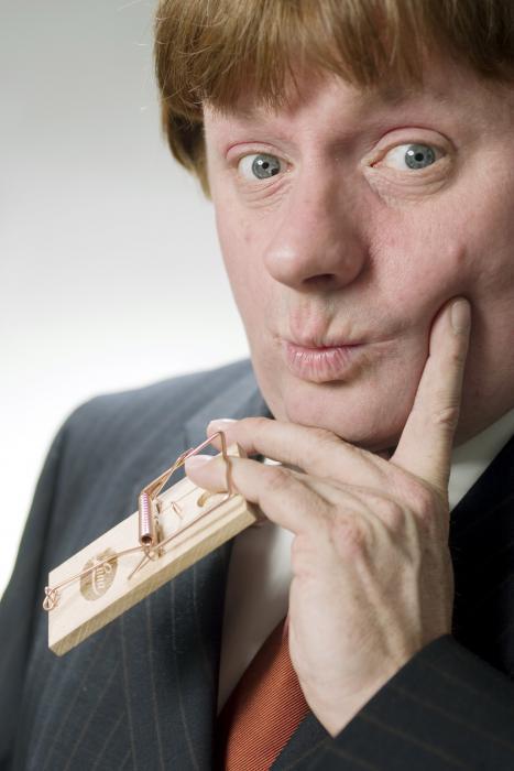 Komiker Martin Lüker