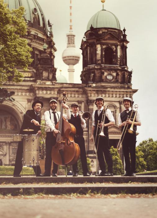 Die Swingband German Trombone Vibration