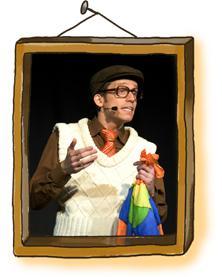 Comedy-Zauberer Schmitz-Backes für Events buchen.