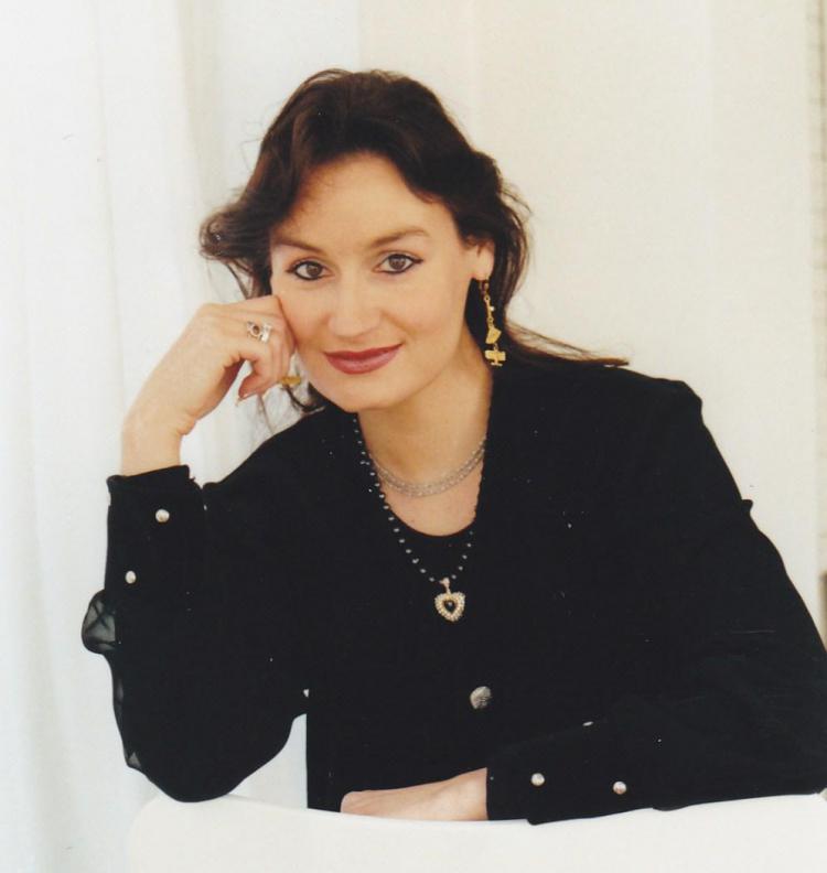 Suzanne Nopper Sängerin schwarz