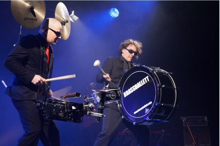 Brassballett Drums