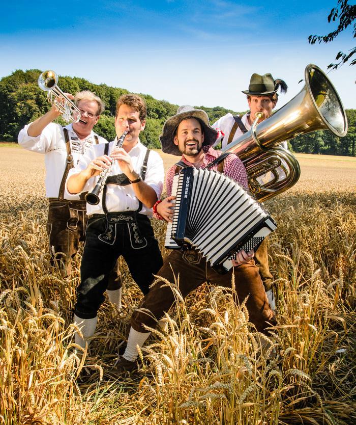 Erichs Fröhliche Musikanten Quartett