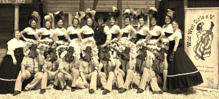 Wild West Girls e.V. & Boys Old School