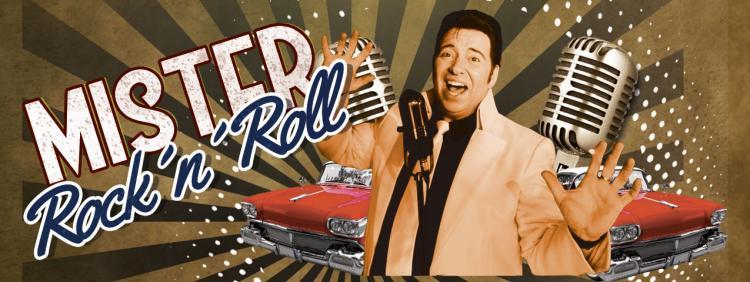 Mr. Rock'nRoll Poster