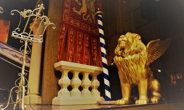 Gruppe Venezio Dekoration