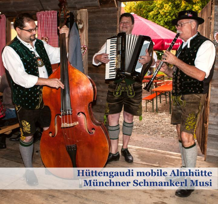 Münchner Schmankerl Musi drinnen