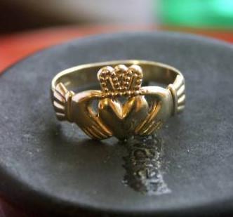 Claddagh Ring - Irische Hochzeit