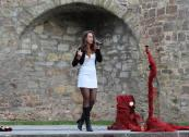 Anny Maleyes: Sängerin für Hochzeiten