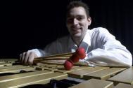 Matthias Strucken - ein erfahrener Vibraphon und Marimbaphon-Spieler