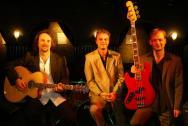 CAFÉ DU SOUL Trio bei Auftritt