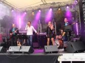 Live-Formation der Partyband Showkonzepte Roadrunner