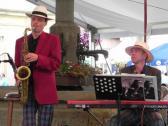 Softbarjazz Duo: Jazzmusik für Hochzeiten