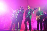 Ablazed rocken live