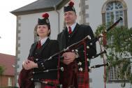 Das Dudelsack-Duo Highland Sound für Hochzeiten und andere Events buchen