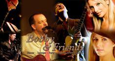 Dinnermusik für jedes Event mit Bobby & Friends.