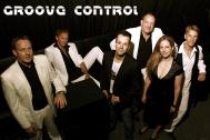 Die Partyband Groove Control.