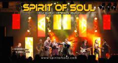 Funk, Soul und mehr mit Spirit of Soul!