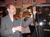 Der Violinist Ilia Foiguel