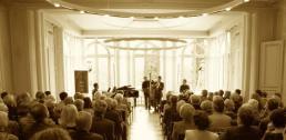 noble jazz: Jazz und Dinnermusik für Firmenevents und mehr