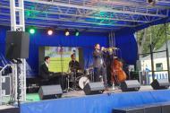 noble jazz live auf der Bühne