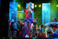 Andrea Stjernedal: Sängerin für AIDA Cruises