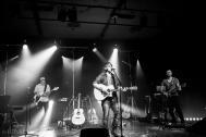 Danny Latendorf rockt die Bühne