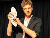 Claudio Gnann: Zauberkünstler für Events