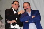 Comedybutler Theo interviewt Starkoch Johann Lafer