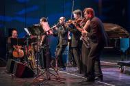 Das Salonensemble Csardasparadies live auf der Bühne