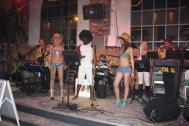 KARAOKE MIT BAND rocken mit ihrer Karaokeshow die Bühne