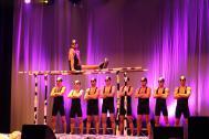 Die Akrobatikgruppe KONTERSCHWUNG direkt hier für Events aller Art buchen.
