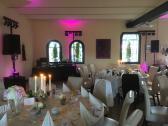 Anlage von DJ Michael Silent bei Hochzeit
